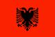 アルバニア Flag