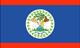ベリーズ Flag