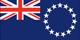 クック諸島 Flag