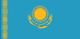 カザフスタン Flag