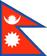 ネパール Flag