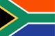 南アフリカ Flag