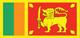 スリランカ Flag