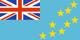 ツバル Flag